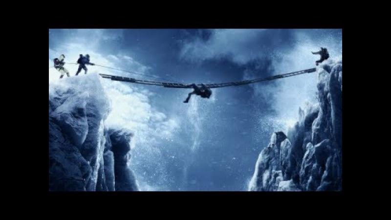 На реальных событиях. Очень интересный фильм ужасов. Альпинист.