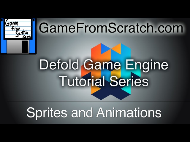 Defold Tutorial Series -- Sprites and Animation