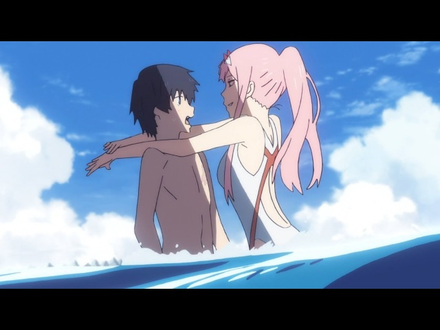 Darling in the Franxx「AMV」 The Wolf The Sheep ᴴᴰ