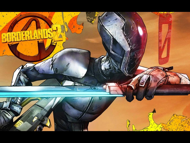 Borderlands 2 (UST) - Handsome Jack Boss