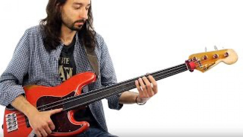 Double Thumb, 2 note per corda [SUB ENG] - Alex Lofoco Bass Lesson