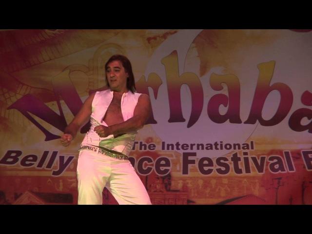 Amir Thaleb for Marhaba Rome Festival 8. 11.000 views