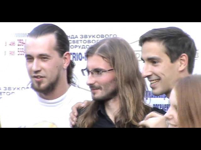 Рок фестиваль в Подмосковном Монино с участием Сергея Маврина 22 08 15 x264