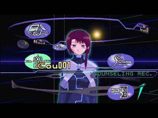 SERIAL EXPERIMENTS LAIN - 1998 ps1 psychological horror game ( english translation)