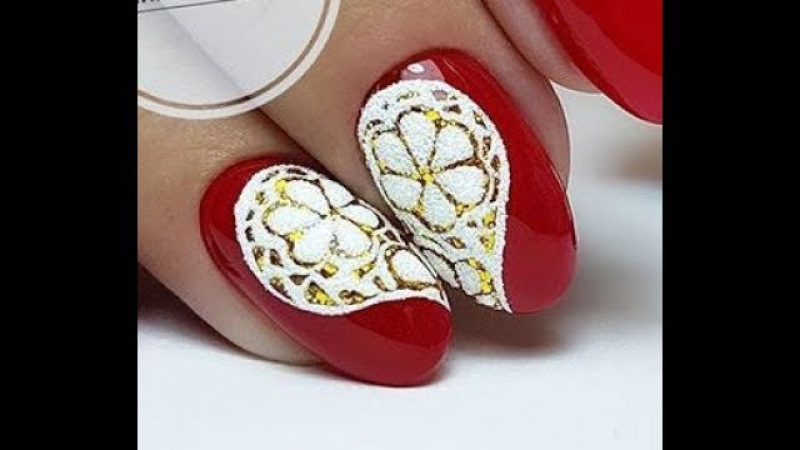 New Amazing ideas for manicure for Valentines Day ✔The Best Nail Art Designs Compilation