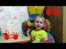 Finger Family Songs.Игры с красками. Выучи цвета на английском языке.
