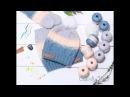 Как вязать ГРАДИЕНТ Плавный переход цвета Вязание спицами