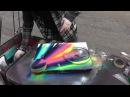 New York City Spray Paint Artist