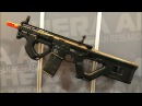 Futuristic M4 from ASG | SHOT Show 2018 (Day 1/Part 3)