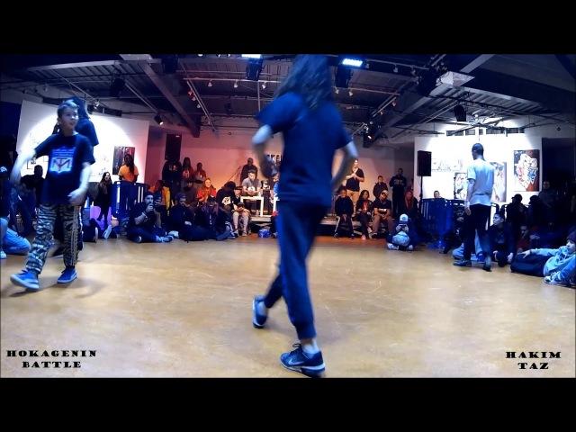 HOKAGENIN BATTLE 2018 I FINALE BREAK: MEAUXTOWN ( Thias Matteo ) vs BAD TRIP ( Chakal Taz )