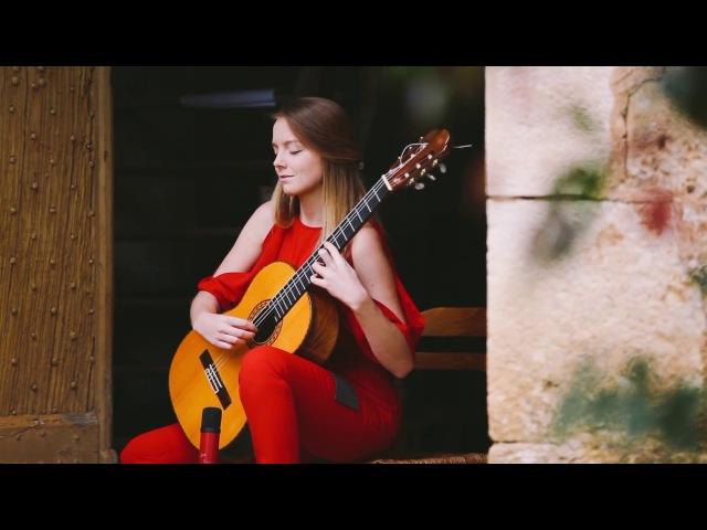 Capricho Arabe (F. Tárrega) - Alexandra Whittingham