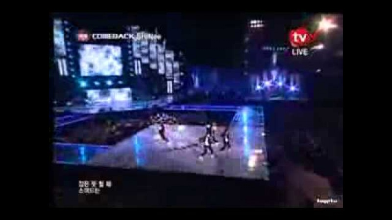 080828 The SHINee World Love Like Oxygen Comeback MNet