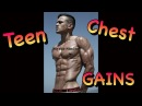 Workout High School Fitness Gains Teen Bodybuiling Chest Workout 18 Yr Old Alex Part 1 Styrke Studio