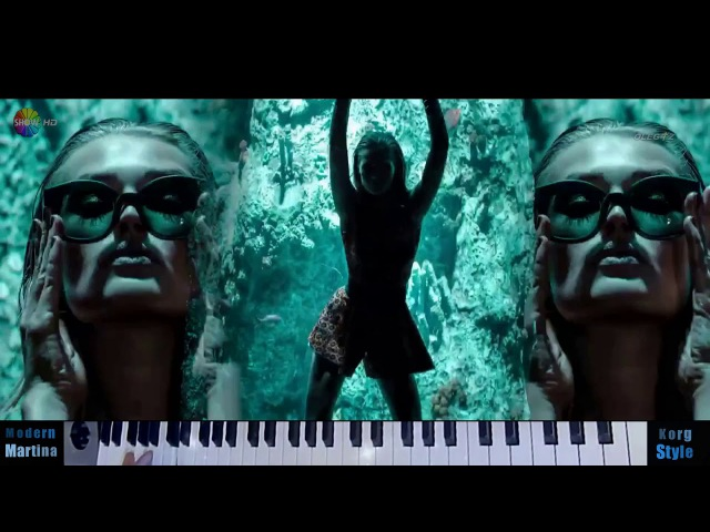 Modern Martina KS ✦ Lian Ross Say You'll Never (Korg Pa 600)