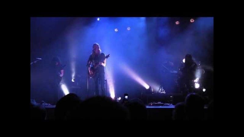 Opeth - Var Kommer Barnen In (Acoustic cover at Södra Teatern, Stockholm, 2012-12-04)