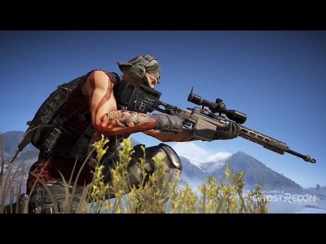 Ghost Recon Wildlands 27 Лучшее оружие: тестируем снайперские винтовки