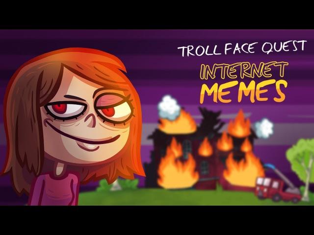 [Обновление] Troll Face Quest Internet Memes - Геймплей   Трейлер