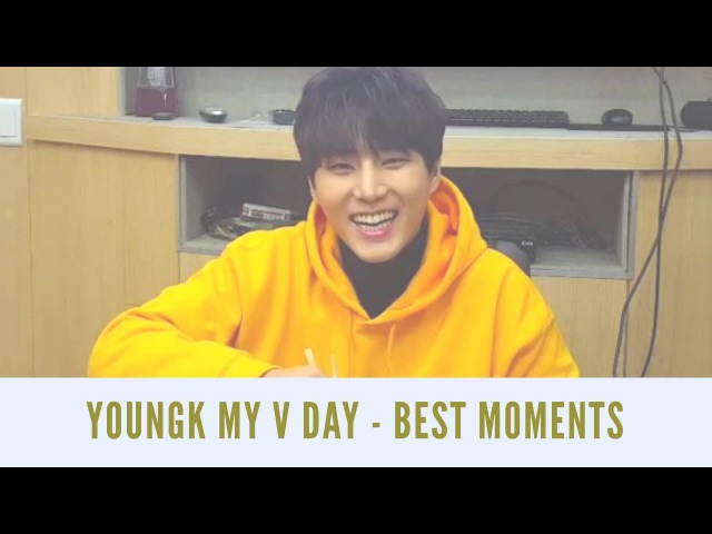 """BEST MOMENTS 1 - """"Youngk My V Day"""""""