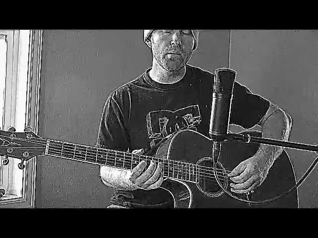 Acoustic Cover of Down Stone the Crow