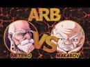 Нетеро против Макарова   Аниме Рэп Батл   21  