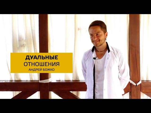 Дуальные отношения Андрей Божко Cоционика Стихий