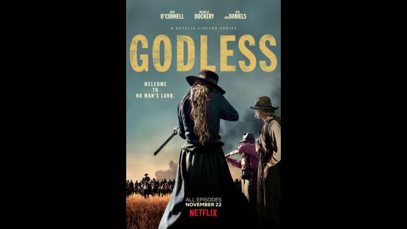 Забытые Богом Godless 2017