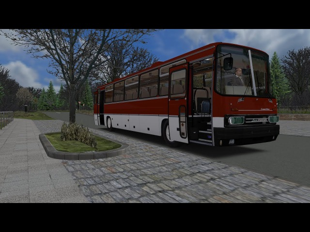 OMSI 2,(WIP)Add-on Coachbus-250.Short review(1984)
