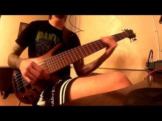 Acrania - Disillusion In A Discordant System (On Bass)