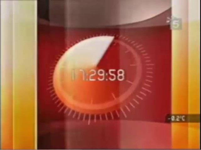 (не для Шостака)Часы (Пятый Канал, 01.04.2004-30.09.2006)