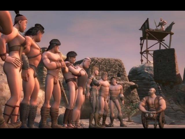 Видео к мультфильму «Ронал-варвар» (2011): Трейлер №2 (русский язык)