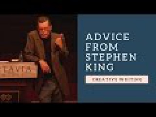 Creative writing lessons: Creative Writing tips, more advice and lessons from Stephen King https://vk.com/topnotchenglish