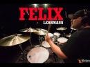Félix Lerhmann TamTam DrumFest Sevilla 2017 Gewa Music