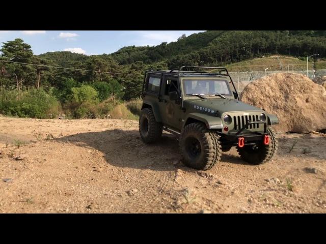 1/10 Jeep Rubicon JK - In Sukjuk