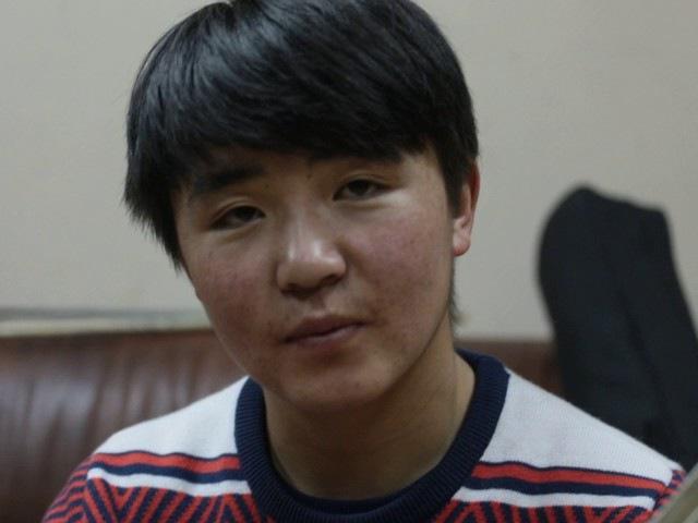 этнические тувинцы Китая в Туве (на тув. яз)
