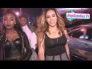 Fifth Harmony Dinah Normani Kordei on Rihanna Zendaya Coleman at Saddle Ranch WeHo