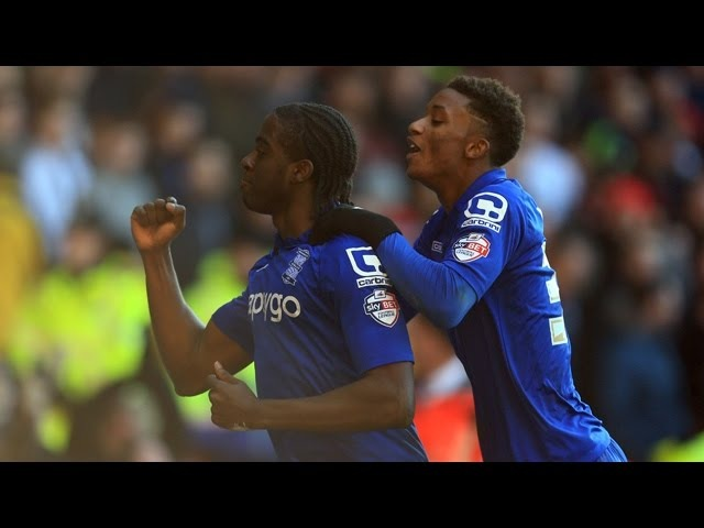 Nottingham Forest 1-3 Birmingham City | Championship Highlights 2014/15