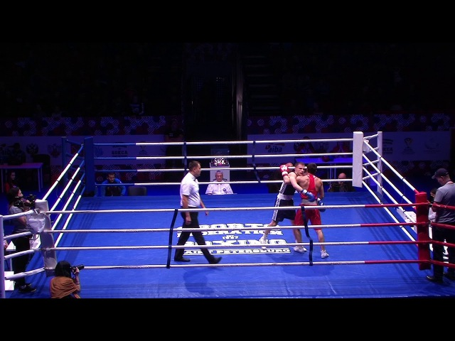 Балаев Назир Россия vs Москвин Алексей Россия 56кг
