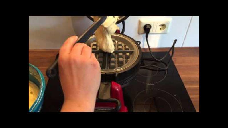KitchenAid Artisan Waffeleisen Test