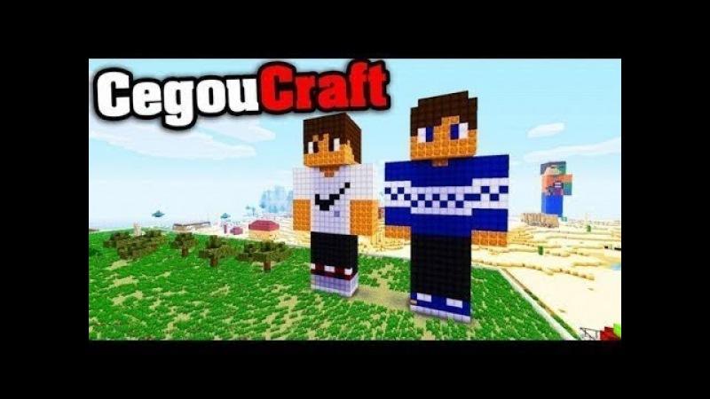 Хожу по серверу CegouCraft