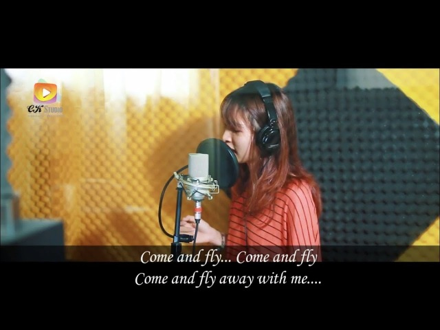 TheFatRat - Fly Away feat. Anjulie (Hảo Lắk cover )