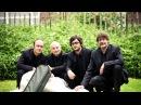 Quatuor Danel Ravel first movement (excerpt) recorded live in Sapporo