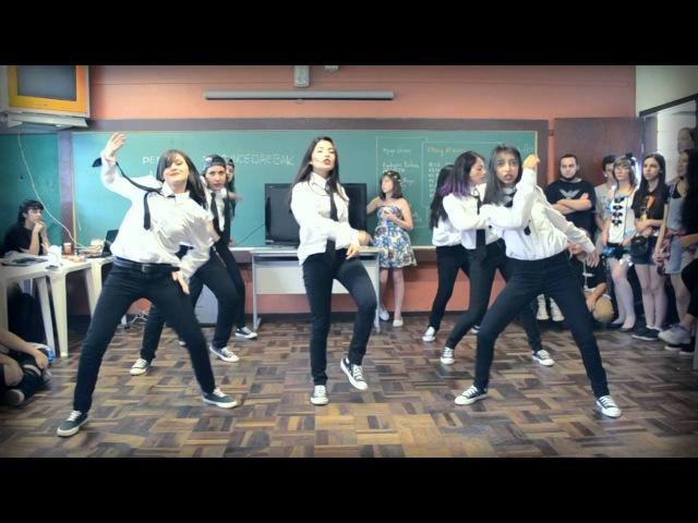 BTS (방탄소년단) – DOPE (쩔어) | by Wicked Girls - Shinobi Party 13122015