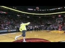 Fans Making Half Court Shots For Money/Cars Compilation