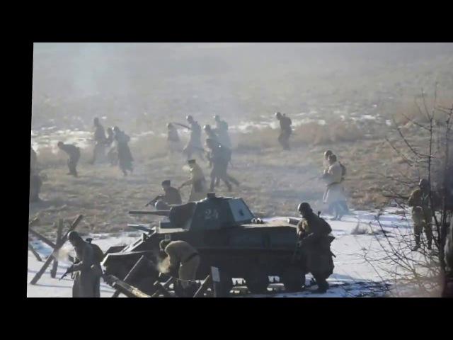 Военно историческая реконструкция, Блокнот Россошь, 14.01.2018