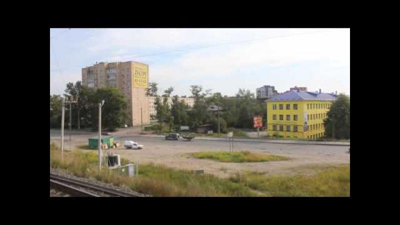Онежский - Петрозаводск-Пасс - Томицы (Окт ж\д, РЖД)