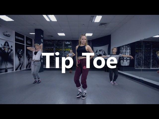 Tip Toe - Jason Derulo feat. French Montana / J.Yana Choreography