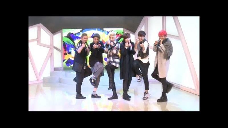 [HD][ENG SUB] 131215 NU'EST-M @ Idol Show (爱逗秀) [Part 2]