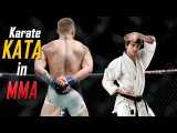 This is How Traditional Karate Kata &amp Kumite Techniques are used in MMA Karate Culture