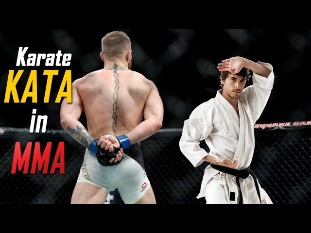 This is How Traditional Karate Kata Kumite Techniques are used in MMA Karate Culture