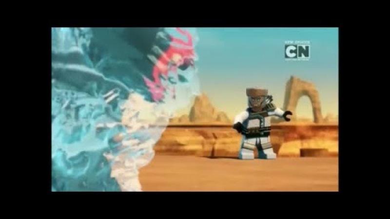 Ninjago episode 79 clip: Zane vs. Mr. E